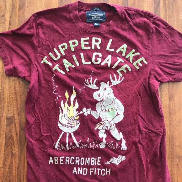 49376e18 Abercrombie & Fitch Shirts   Abercrombie Fitch Mens Graphic Tee ...